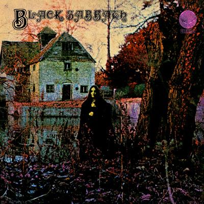 Image of Black Sabbath Album cover