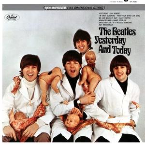 Image of Beatles Album cover